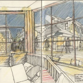 Sarajevo in Sketches