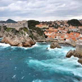 Photo of the Week - Dubrovnik and the Castle Walls