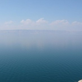 Photo of the Week - the Dead Sea, Jordan