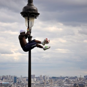 Photo of the Week: Up in the Air - King of Tricks - Paris