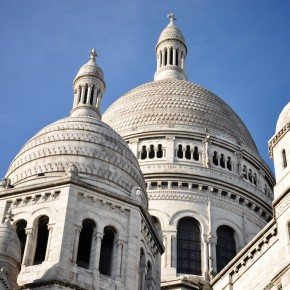 How could I've missed this before? Sacre Coeur - Paris
