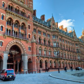 My Favourite Architecture - the St Pancras Station