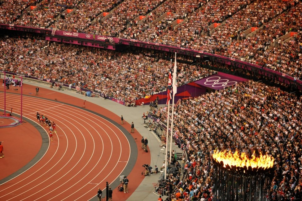 Collecting Moments - London Olympics in photos