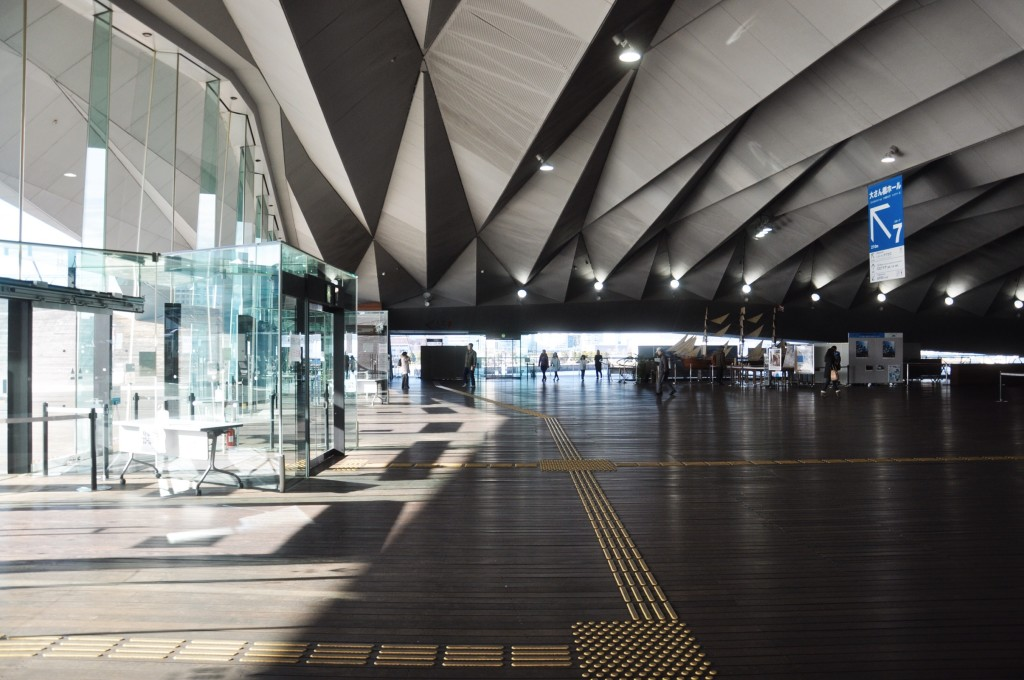 Yokohama Passenger Terminal